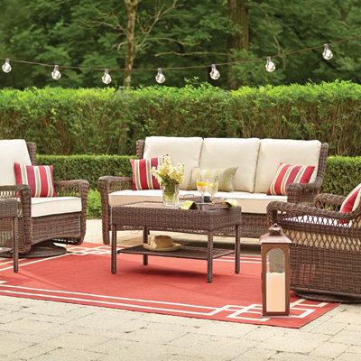 Durable And Impressive Patio Furniture