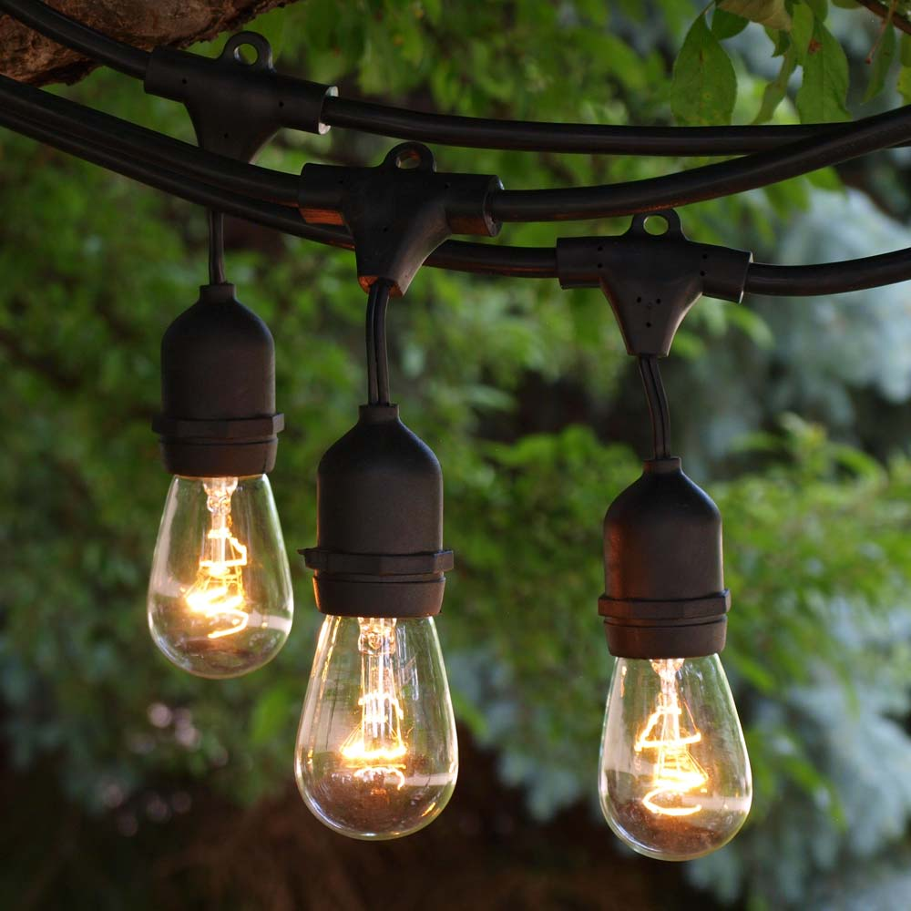 patio lights heavy duty outdoor string lights NOVRHTI