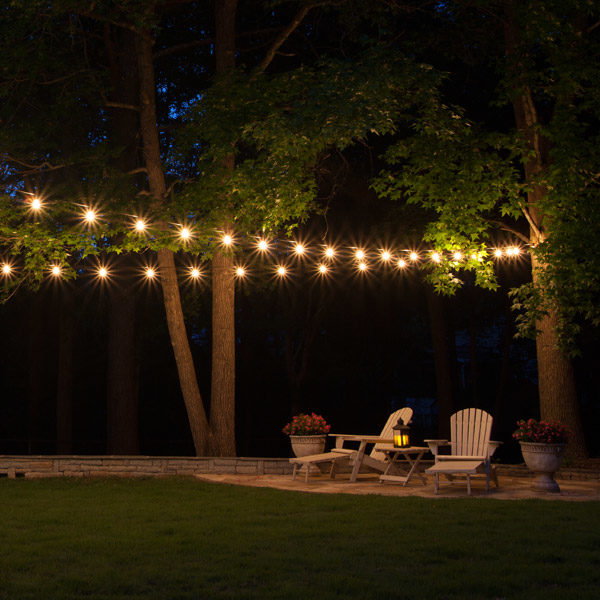Patio Lights Enhance Your Home