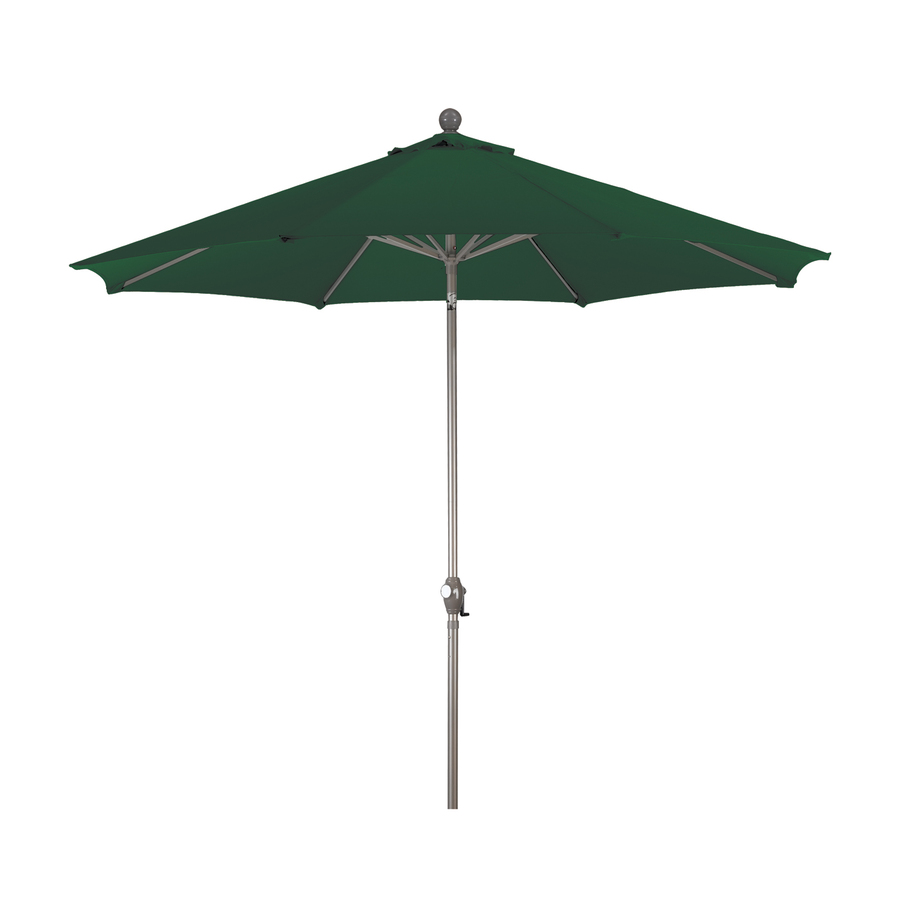 patio umbrellas phat tommy market patio umbrella (common: 9-ft w x 9-ft RJRGIKZ