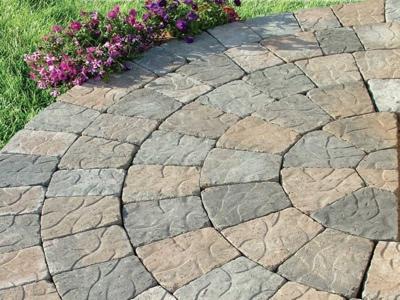 paver stones alpine rotunda stone-1 HIJFSOO