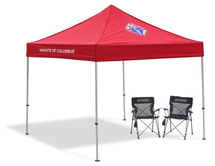 picture of premium 10u0027 square event canopy tent AIHTMSK