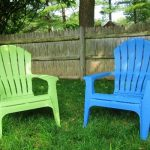 How to use Adirondack chairs as outdoor furniture?