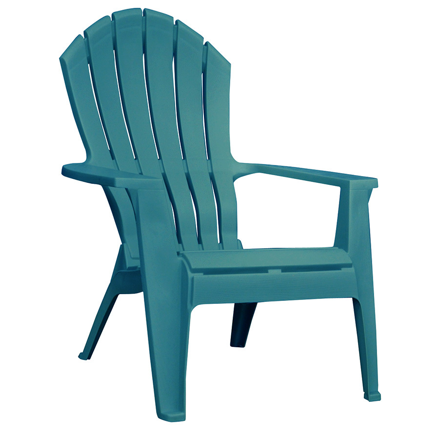 plastic adirondack chairs adams mfg corp teal resin stackable patio adirondack chair POECPYM