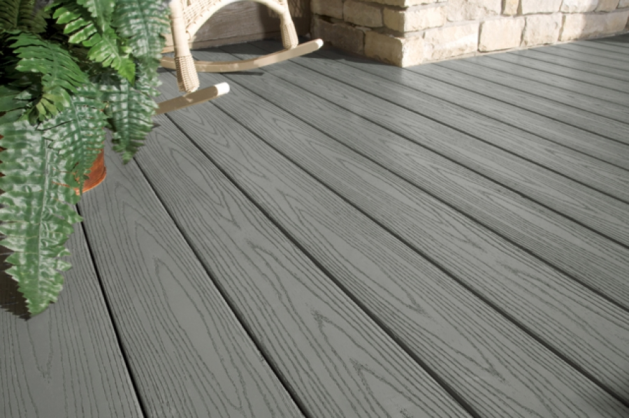 plastic decking credit: azek building products BKKXXCR