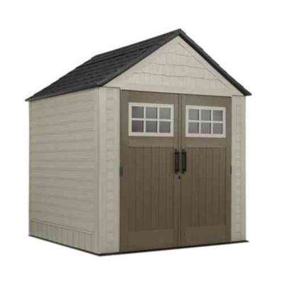 plastic sheds storage shed with free utility hook UAPSKLL