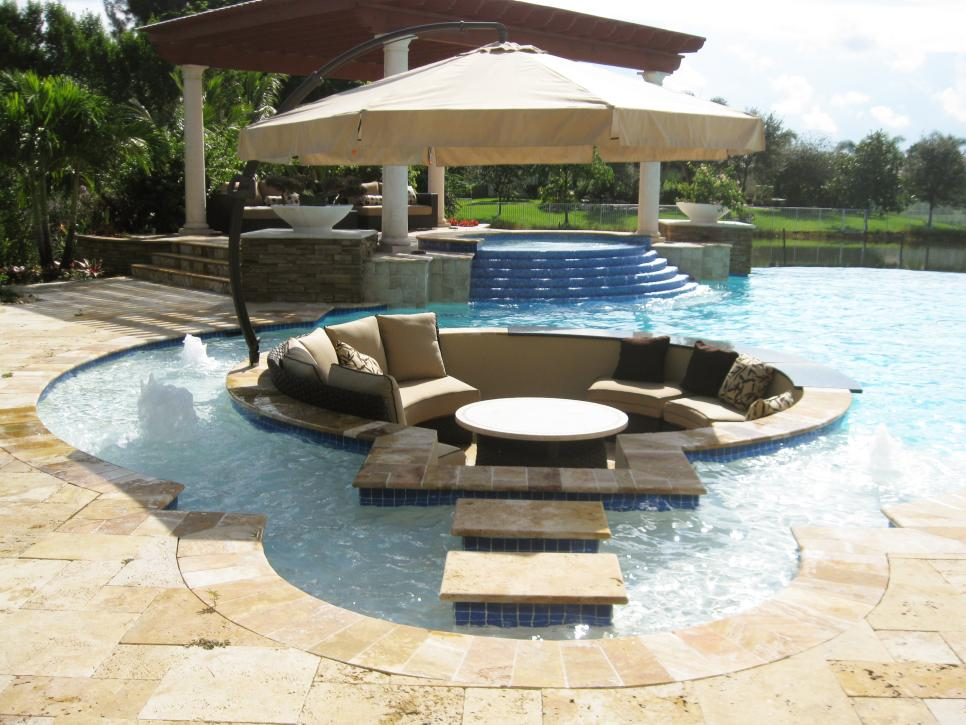 pool designs dreamy pool design ideas | hgtv FAYHHPI