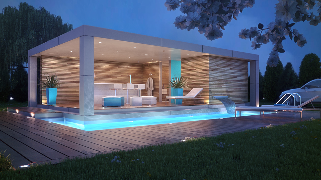 pool house challenge. PVOCMDL