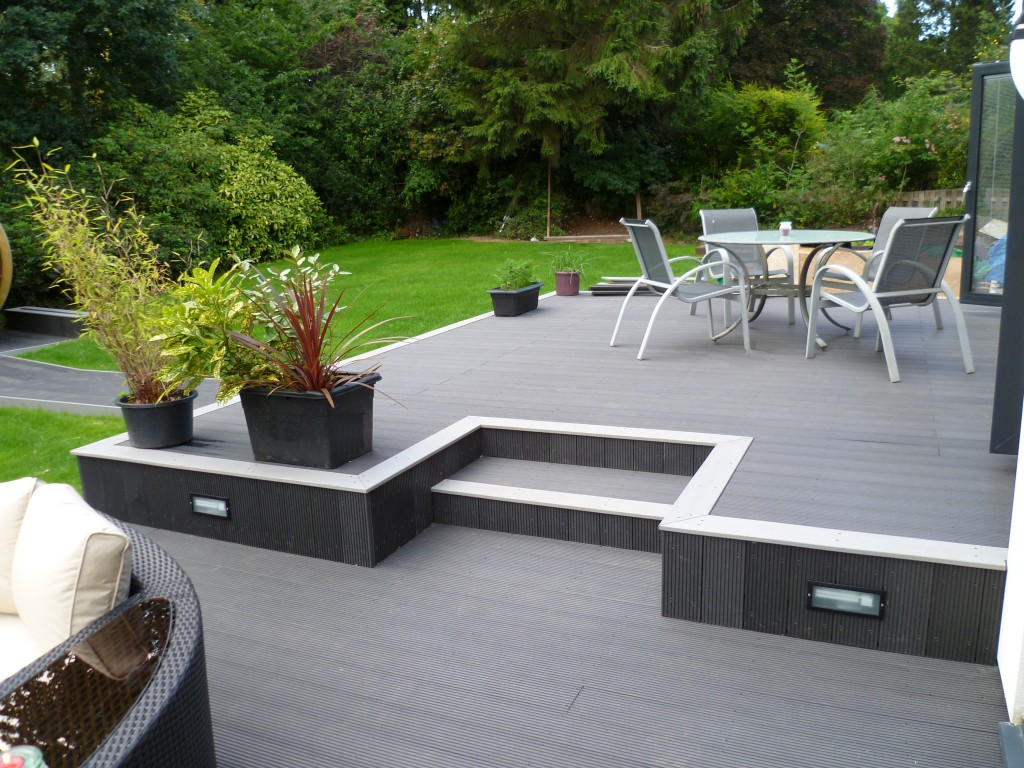 pool wood plastic decking materials in the uk, artificial wood plastic  decking square XKBTIBL