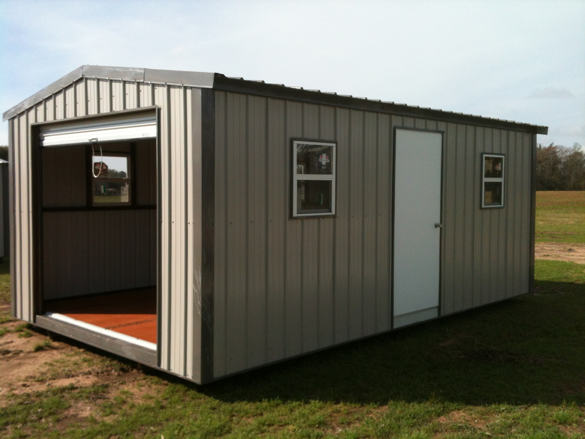 portable buildings on site factor steel building . ALNNEJD