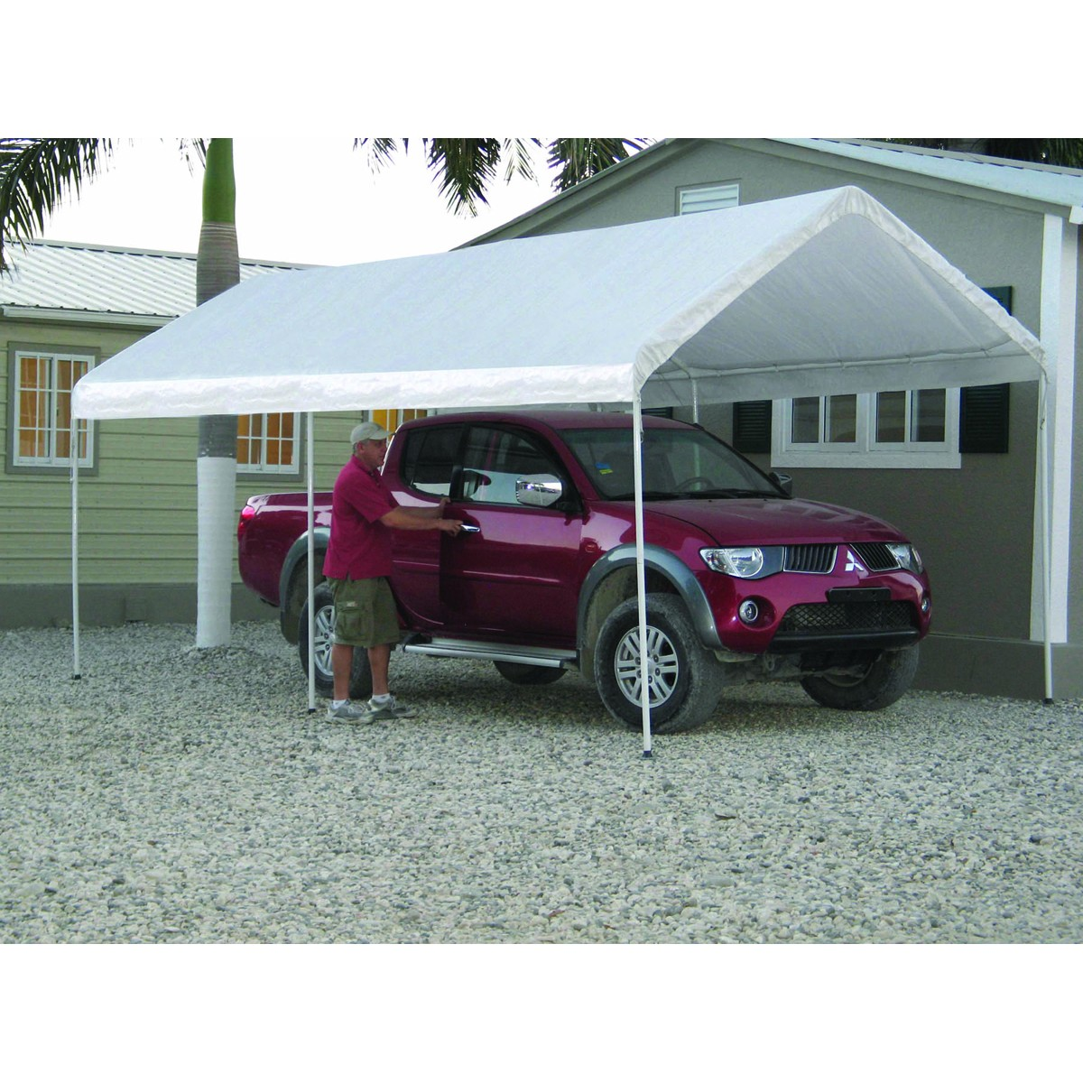 portable car canopy TBRZNSU