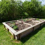 raised bed garden diy raised