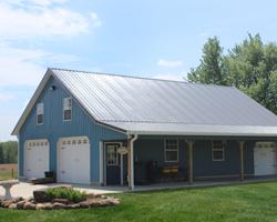 residential pole barn MTFTEVF