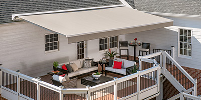 retractable awnings custom patio awnings NLOZAAA