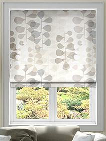 roman blinds blooming meadow faux silk neutral thumbnail image TOGZEHG