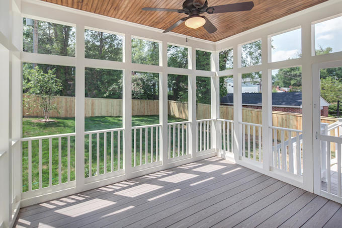 screened in porch disadvantages of screened in porches BUOQKZF
