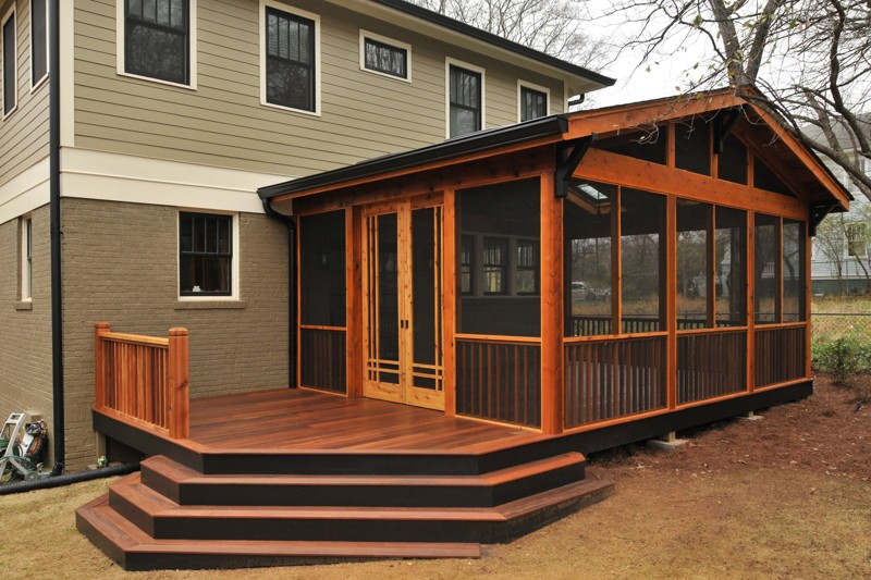 screened in porch making your screened porch stand out XHVEHQV