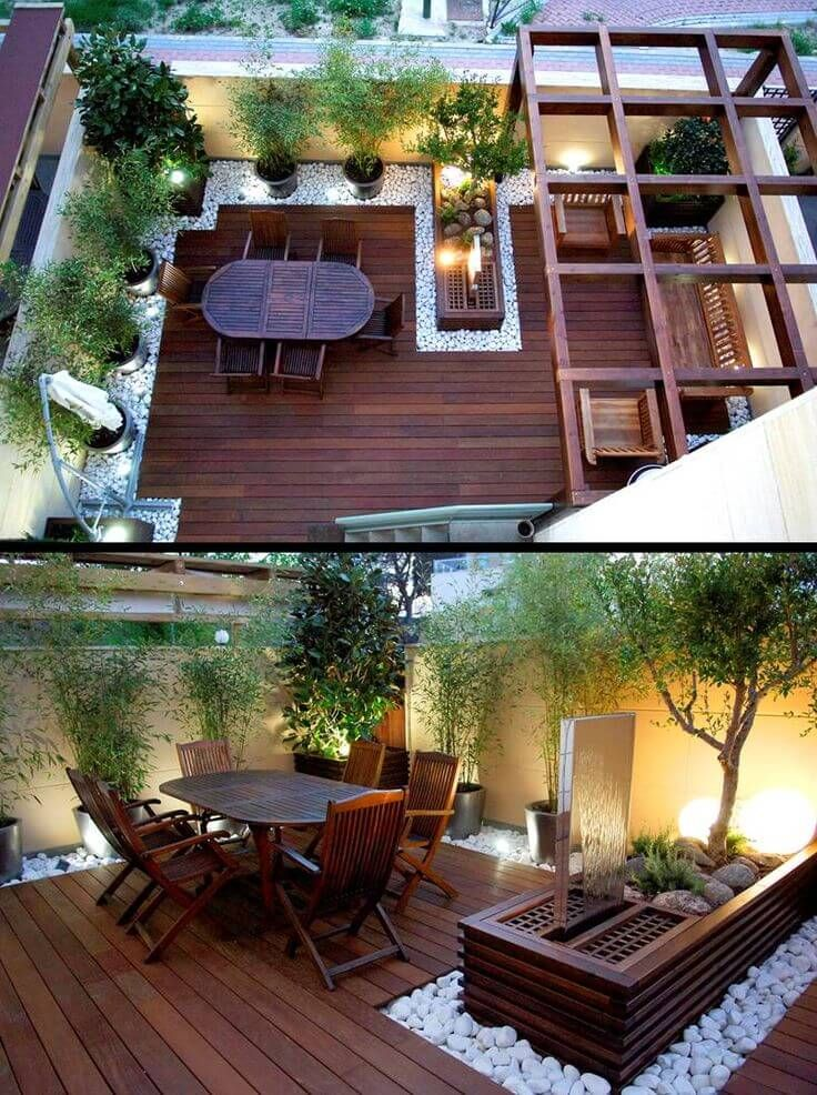 small backyard ideas 41 backyard design ideas for small yards | page 5 of 41 | worthminer AHQTATR