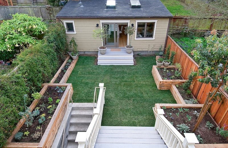 small backyard ideas collect this idea simple-yard OQESAHJ