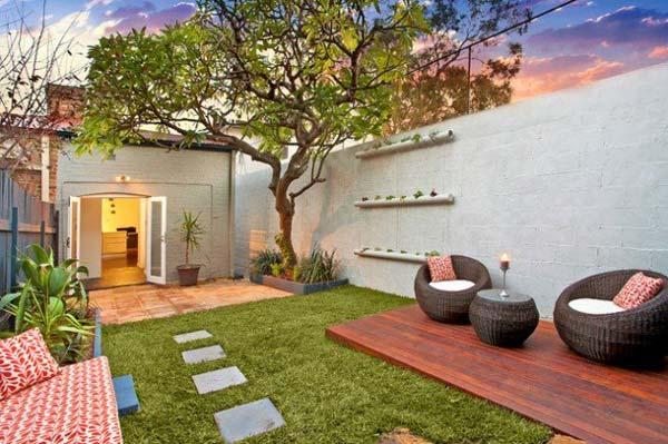 small backyard ideas small-backyard-landscaping-ideas-1 AUXYFPL