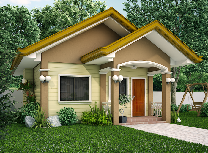 small house design 33 beautiful and simple 2-storey philippine house photos HXLMGMJ
