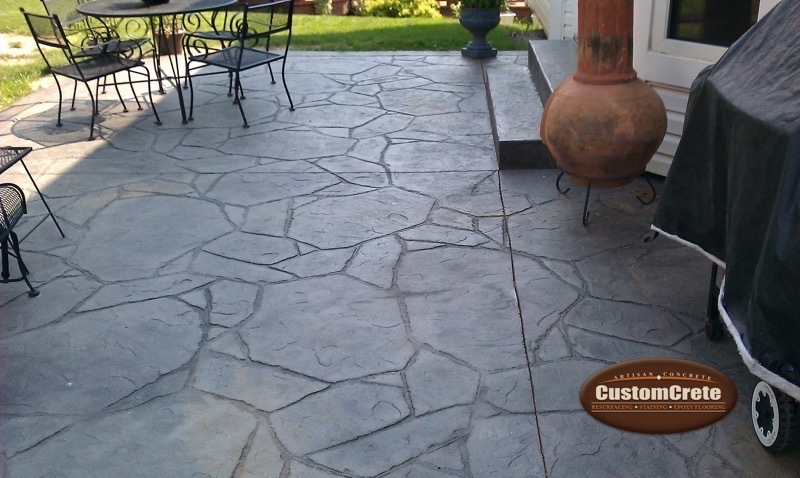 stamped concrete view our gallery UVFHXTE