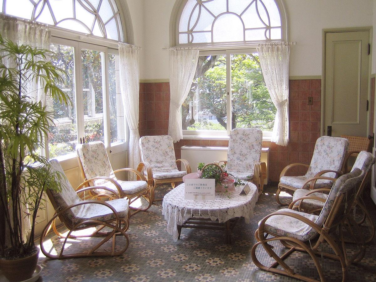 sun room sunroom - wikipedia WYEFXMZ