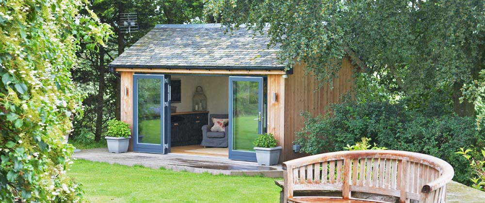 sustainable spaces to live, work u0026 playjml garden rooms are built with  environmentally friendly structural insulated OKSHNDA