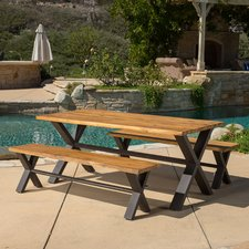 teak furniture teak patio furniture youu0027ll love | wayfair ZZKGTPG