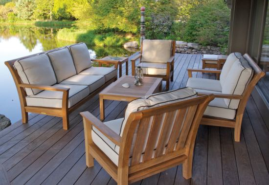 teak outdoor furniture cushion options for teak furniture can be of any color as all colors will  look good QQJOOQD
