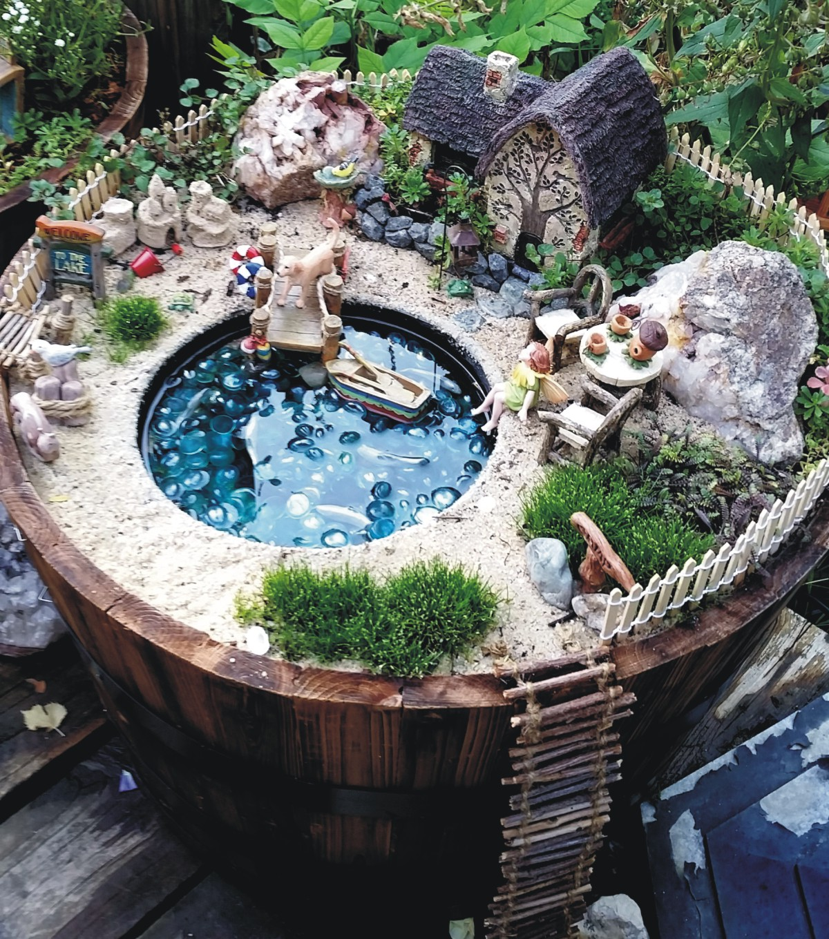 the top 50 mini-fairy garden design ideas TRWJDEU