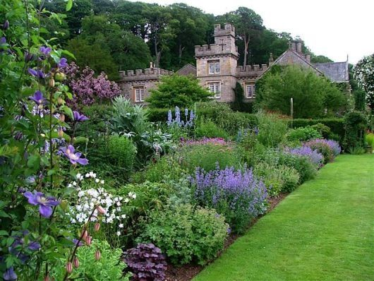 those beautiful english gardens and brick/stone structures AIKBAMD