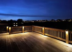 very cool deck lighting JLCBSUN