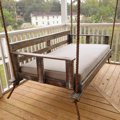 vintage porch swings creekside porch swing u0026 reviews | wayfair JXINSUO