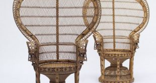 wicker chairs city furniture | 2 rattan peacock chair 1970s #wicker #old #peacockchairs ODDQSBG