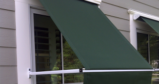 window awnings fully retracted image WBYEYVT