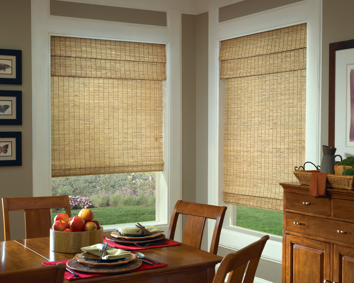 Window Shades Can Be Decorative And Functional
