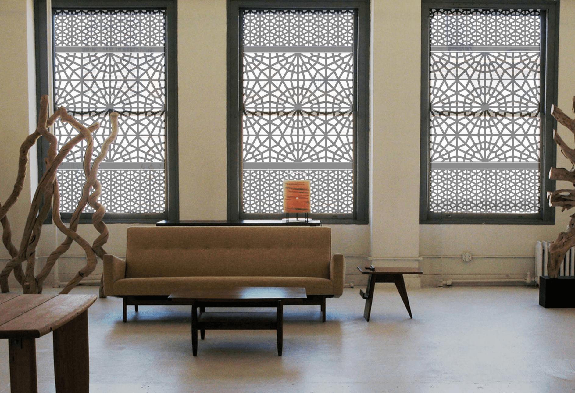 window treatments collect this idea modern window treatment ideas - freshome LRPJNPQ