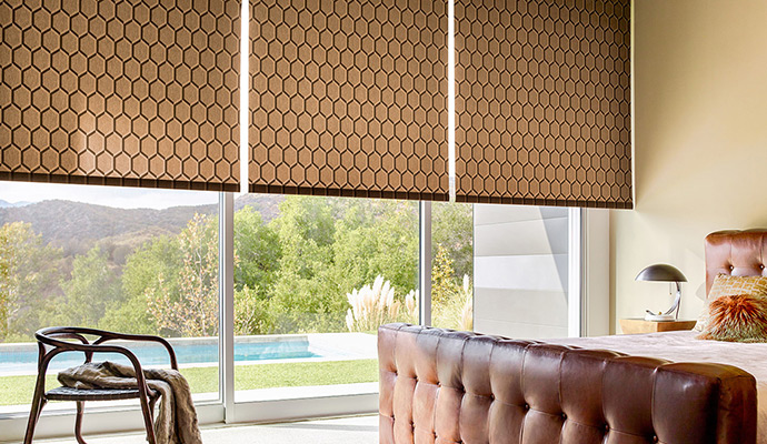window treatments roller shades RZUBKUY