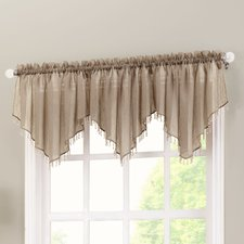 window valances, café u0026 kitchen curtains youu0027ll love | wayfair HLBKOEZ