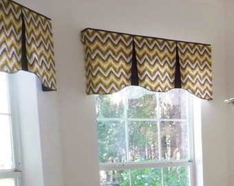 window valances custom window valance emilee hidden rod pocket valance to fit 44 LJFGINV