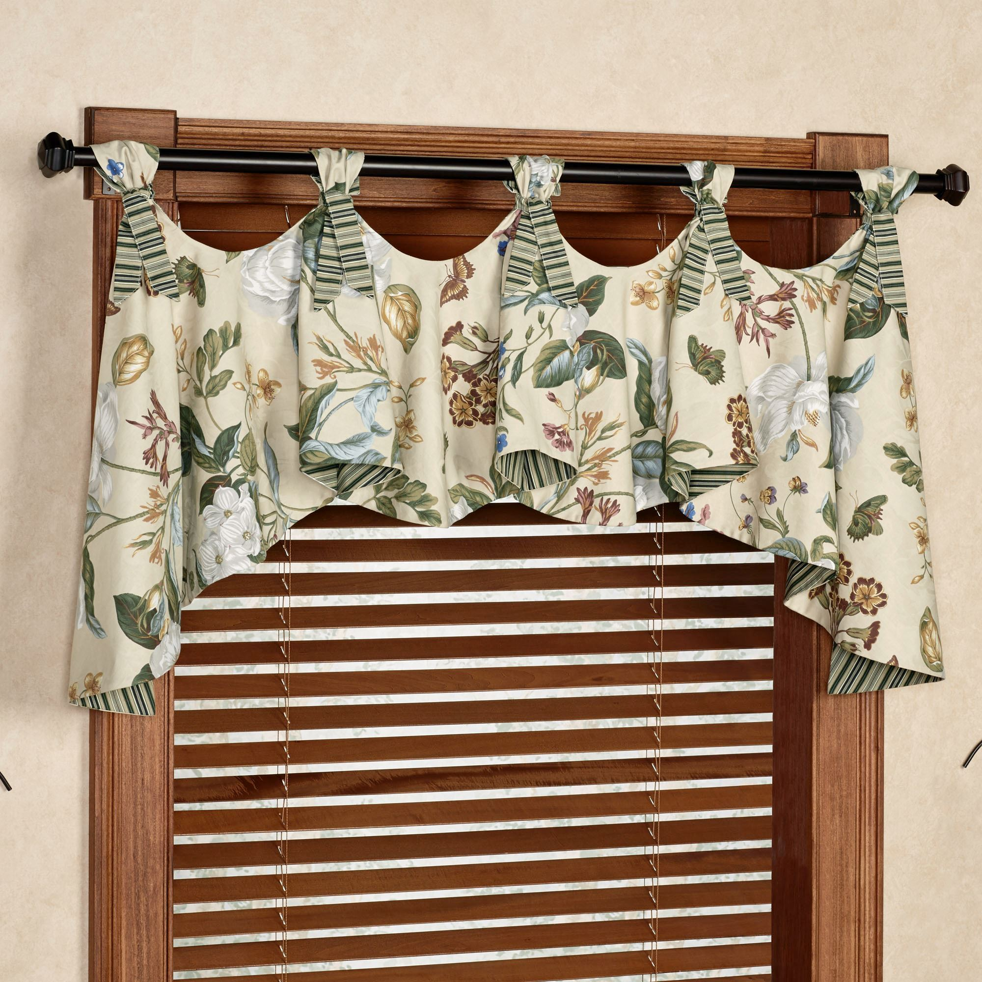 Valances Window Treatments Window Valances Can Change The Feel u0026 Look Of A Room