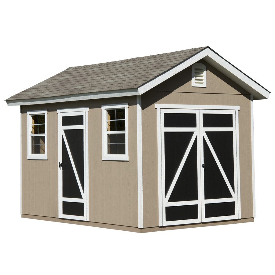 wood shed heartland (common: 8-ft x 12-ft; interior dimensions: 8 UPFXKVA