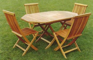 wooden garden furniture to accentuate your fabulous garden area | home  garden design ZUQPEJB