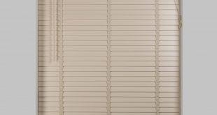 wooden venetian blinds 50mm cream hardwood venetian blind CNWFVTI