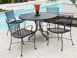 wrought iron patio furniture wrought iron dining sets AZFBGMZ