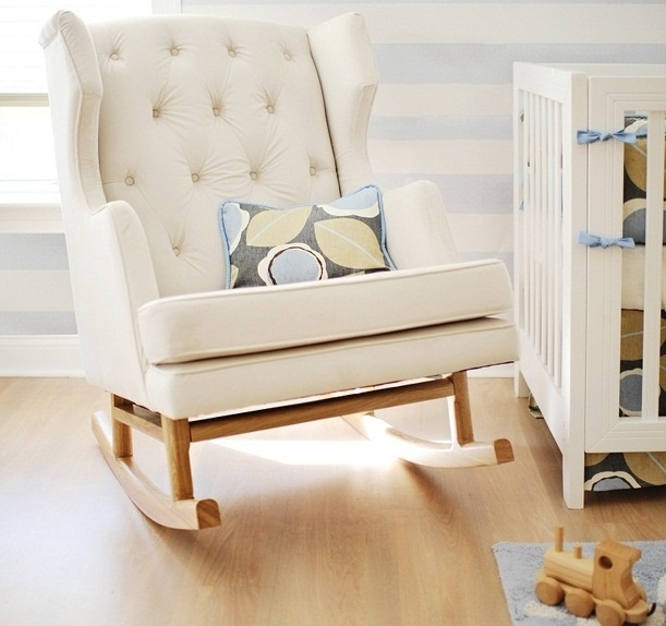 ... nursery rocking chair ... QOLLTCS