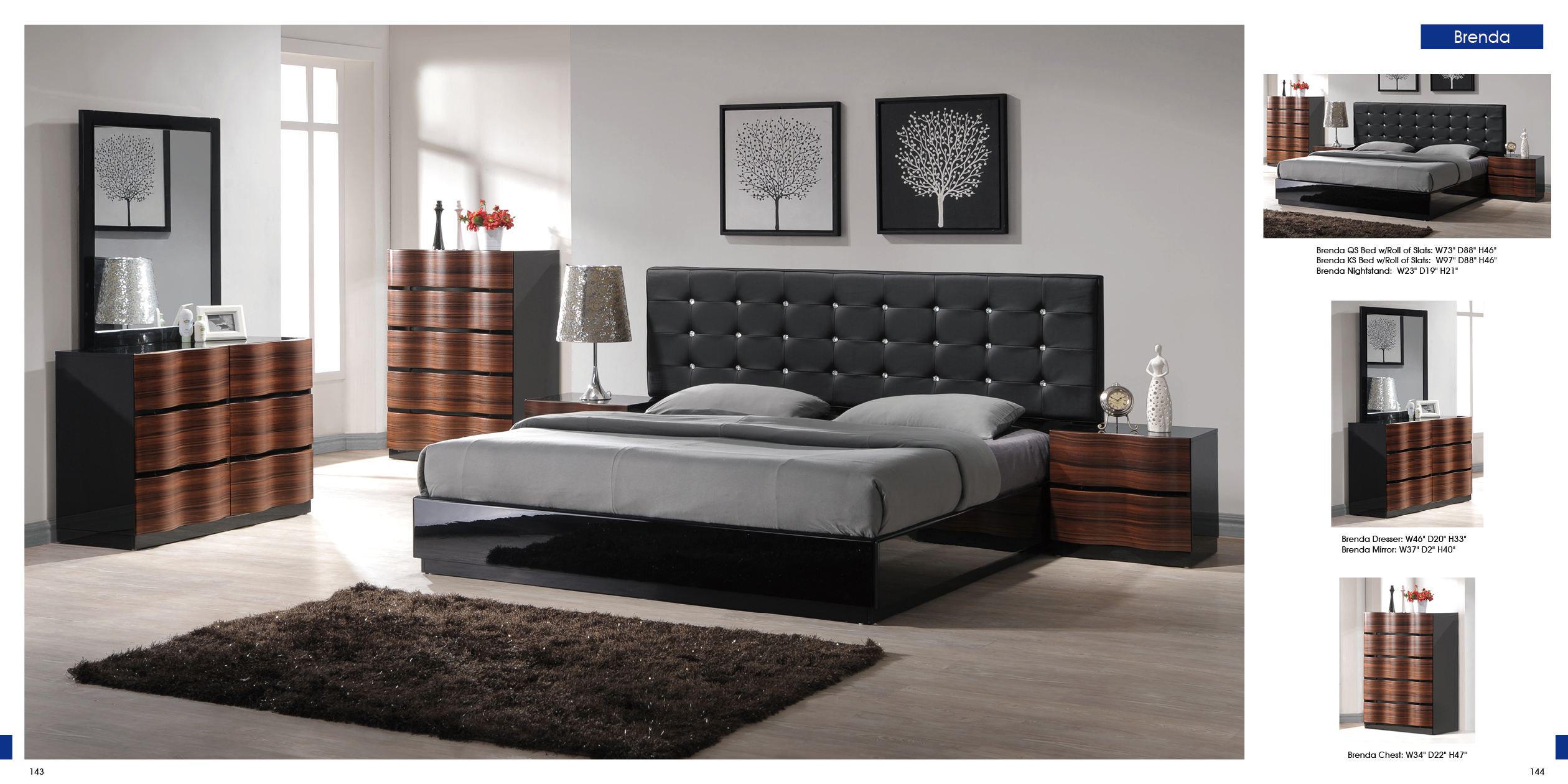 ... with your contemporary bedroom furniture find other complimentary ... LHOXIBU