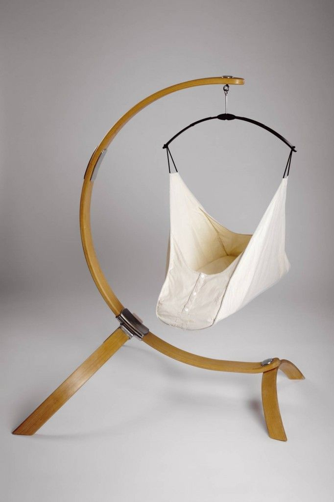 Baby hammock provides a comfortable and longer sleep for your baby