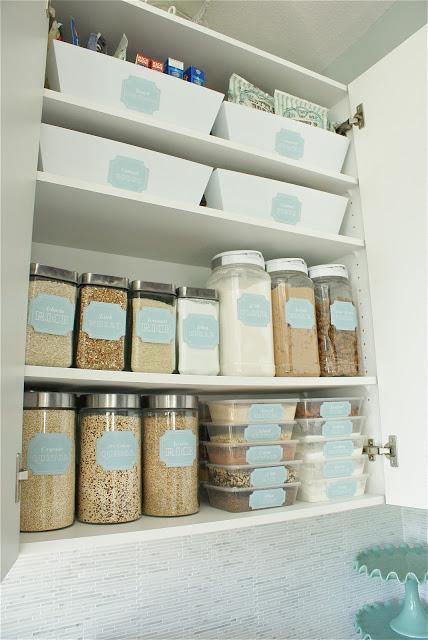 33 best kitchen organization ideas - how to organize your kitchen UEJWZPN